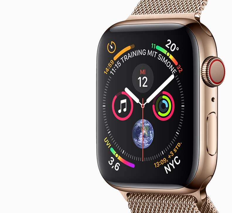 Apple Watch Series 4 CCT Communikation Uwe Gillner Augsburg Handy Smartphone Mobilfunk Internet Telekom Vodafone o2 Mobilcom Debitel Mnet Service Update_feat